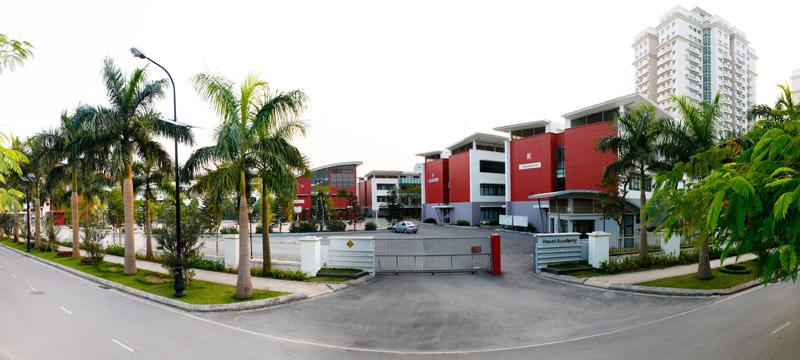 trường học trong khu đô thị ciputra